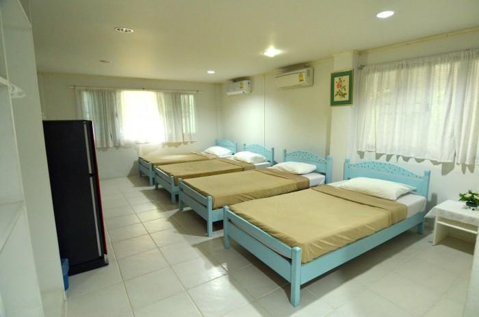 Hotel Room - 4-Bed Room