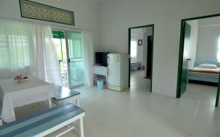 Hotel Room - Suite 1